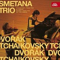 Smetanovo trio – Čajkovskij & Dvořák: Klavírní tria – CD