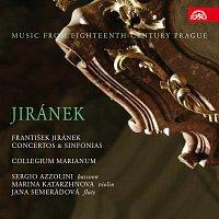 Collegium Marianum, Jana Semerádová – Jiránek: Koncerty a sinfonie. Hudba Prahy 18. století – CD