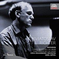Svjatoslav Richter, Česká filharmonie, Karel Ančerl – Beethoven: Klavírní koncerty. Russian Masters – CD