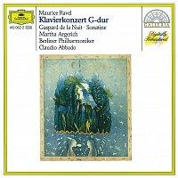Martha Argerich, Berliner Philharmoniker, Claudio Abbado – Ravel: Piano Concerto in G; Gaspard de la Nuit; Sonatine – CD
