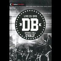 Divokej Bill – Úvaly Live – CD+DVD