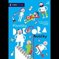 Chinaski – Písničky doktora Notičky – CD+DVD