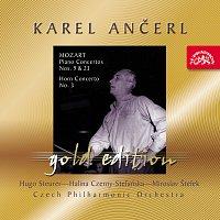 Česká filharmonie, Karel Ančerl – Ančerl Gold Edition 38. Mozart: Koncerty pro klavír K. 488, K. 271, lesní roh K. 447 – CD