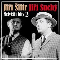 Jiří Suchý, Jiří Šlitr – Největší hity 2 – CD