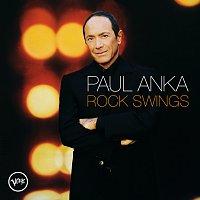 Paul Anka – Rock Swings [Canadian Version] – CD