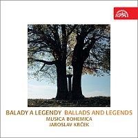 Musica Bohemica, Jaroslav Krček – Balady a legendy – CD