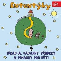 Různí interpreti – Ententýky - říkadla, hádanky a rozpočítadla pro nejmenší – CD