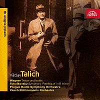 Česká filharmonie, Václav Talich – Talich Special Edition 8. Wagner: Tristan a Isolda, Preludia - Čajkovskij: Symfonie č. 6 – CD